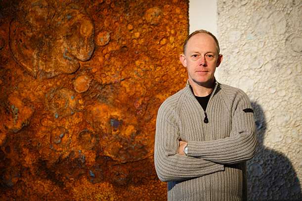 Dan Pyne Contemporary Artist